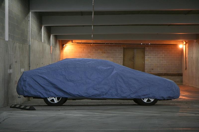 Cerada za auto predstavlja učinkovitu zaštitu