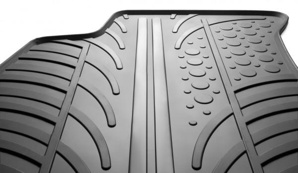 Gumeni autotepisi za auto kao odlična zaštita