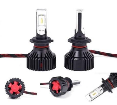 LED žarulje za auto su kvalitetnije od halogenih