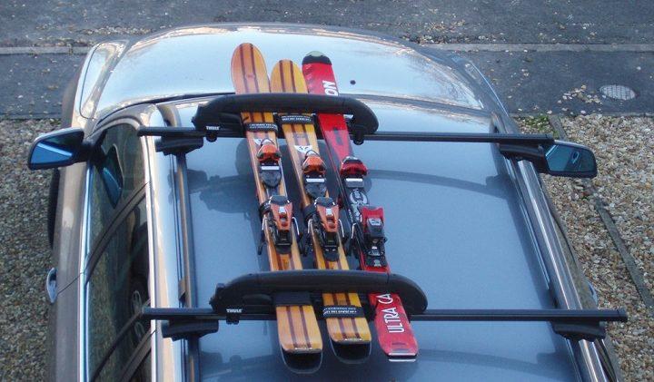 Kvalitetni krovni nosači i nosači za skije