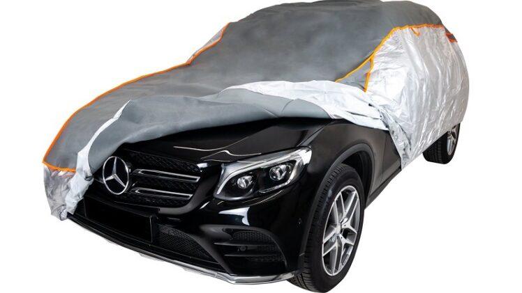 Cerada za auto štiti vanjski izgled od vremenskih nepogoda